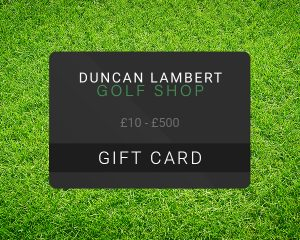 Our Gift Card makes a perfect present for the Lady Golfer in your life.