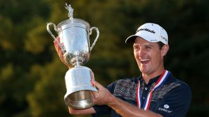 Justin Rose became the first Englishman to win a U.S. Open since Tony Jacklin in 1970.