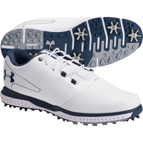 mens white under armour shoes